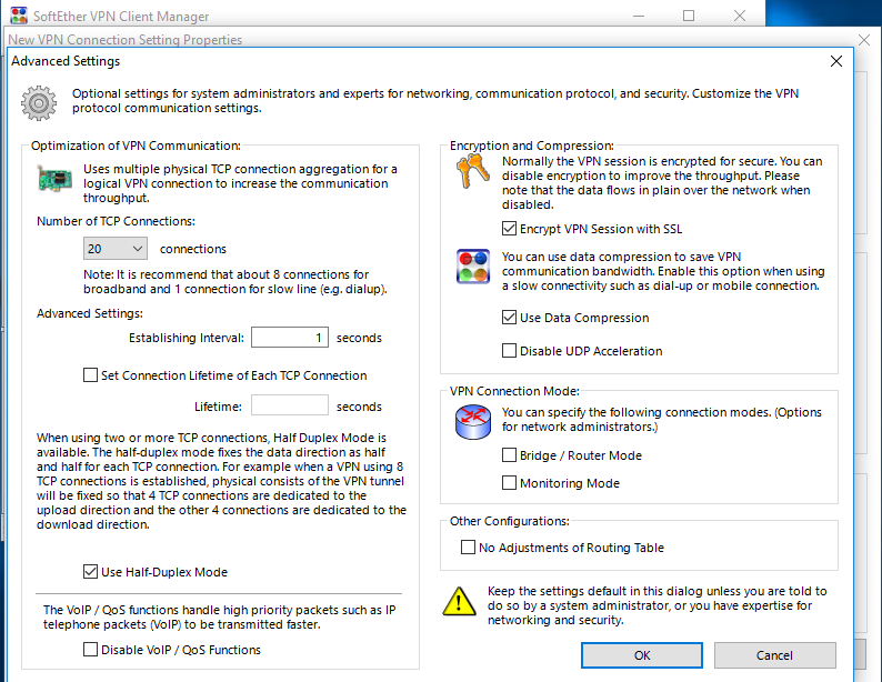 SoftEther VPN Setup with Dnsmasq and port forwarding - What The Server